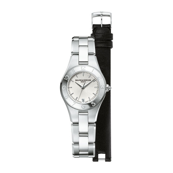 Baume & Mercier LINEA 10009 Ladies Watch, 27mm