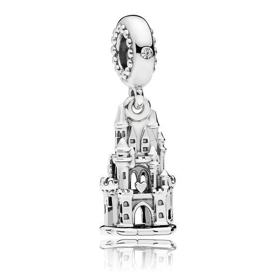 Pandora Regal Castle CZ Charm