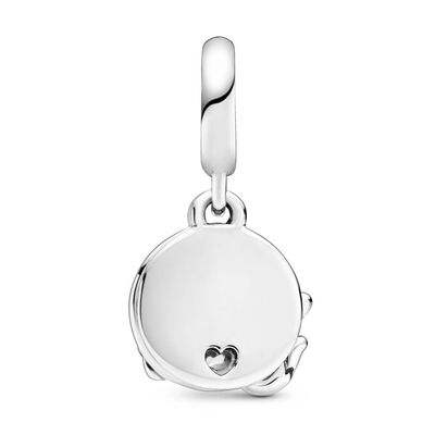 Pandora Bear, Fox & Squirrel Dangle Charm