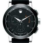 Movado Museum Sport Quartz Chronograph Watch