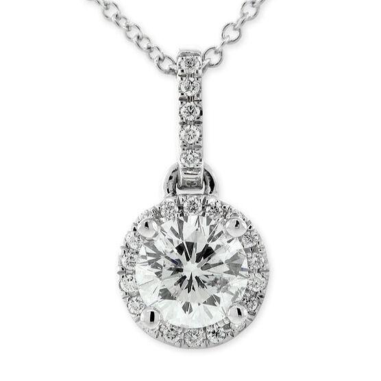 Ben Bridge Signature Diamond™ Pendant 14K