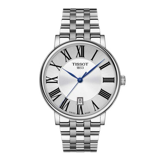 Tissot Carson Premium Quartz Watch, 40mm