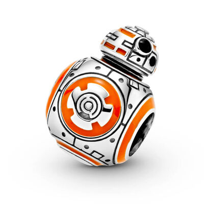 Pandora Star Wars BB-8 Enamel Charm