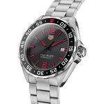 TAG Heuer Formula 1 Quartz Mens Grey Steel Watch