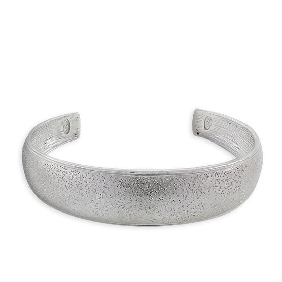 Delfina Cuff in Sterling Silver