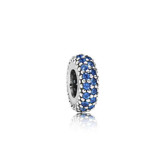 PANDORA Inspiration Within Blue Crystal Spacer