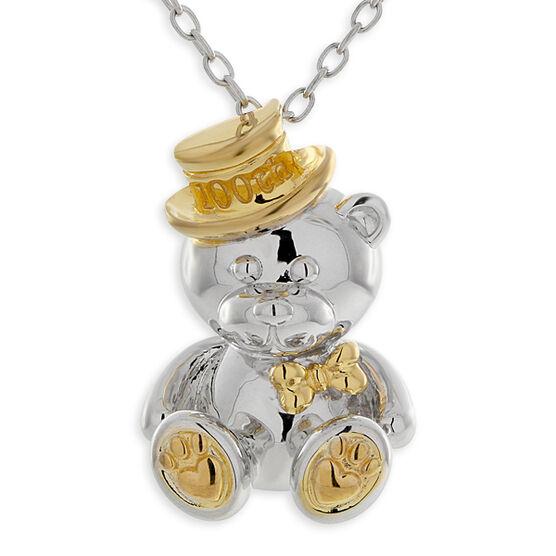 2012 Benny Bear Pendant in Sterling Silver