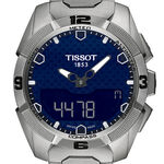 Tissot T-Touch Expert Solar Titanium Watch, 45mm