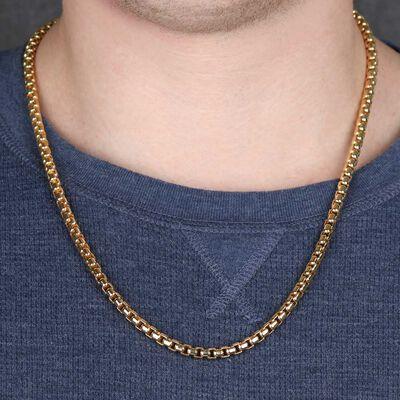 """Toscano Spiga Chain 14K, 24"""""""