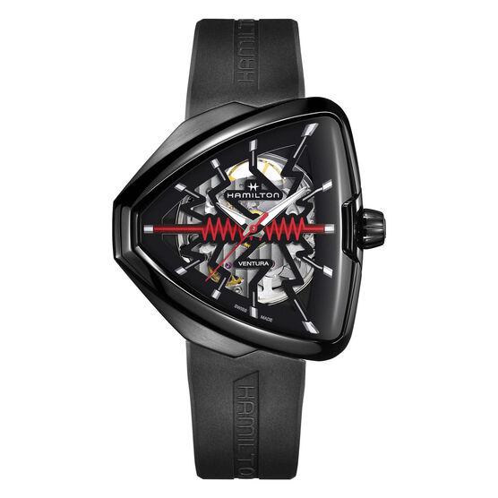 Hamilton Ventura Elvis80 Skeleton Automatic Watch, 42.5 x 44.6mm