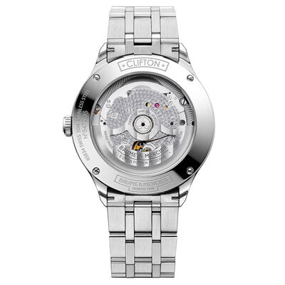 Baume & Mercier CLIFTON BAUMATIC 10400 Watch