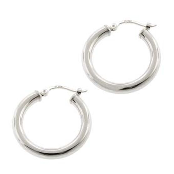 Hoop Earrings 14K