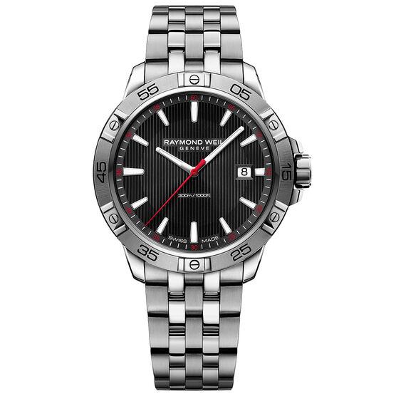 Raymond Weil Black Dial Tango Watch