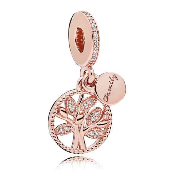 Pandora Rose™ Family Heritage CZ Dangle Charm