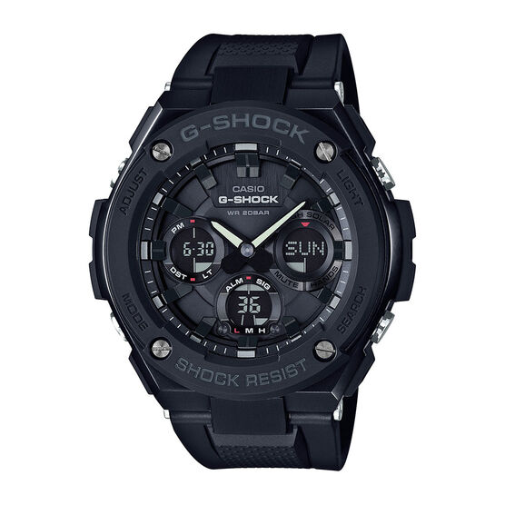 G-Shock G-Steel Solar Analog Watch