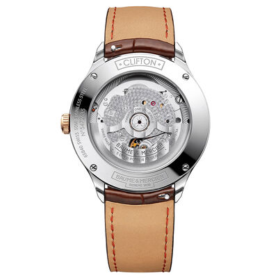 Baume & Mercier CLIFTON BAUMATIC 10401 Watch