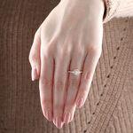 Ikuma Canadian Diamond Engagement Ring 14K, 5/8 ctw.