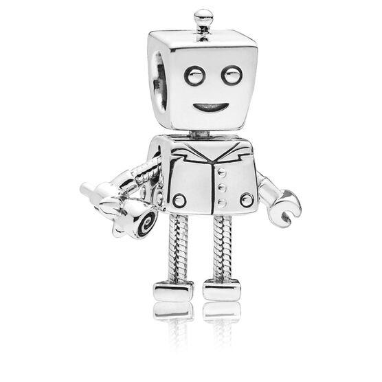 PANDORA Rob Bot Charm