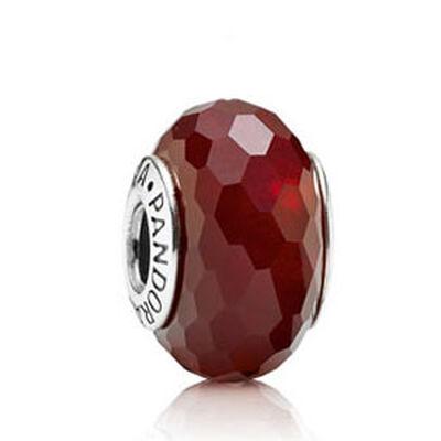 PANDORA Red Fascinating Charm