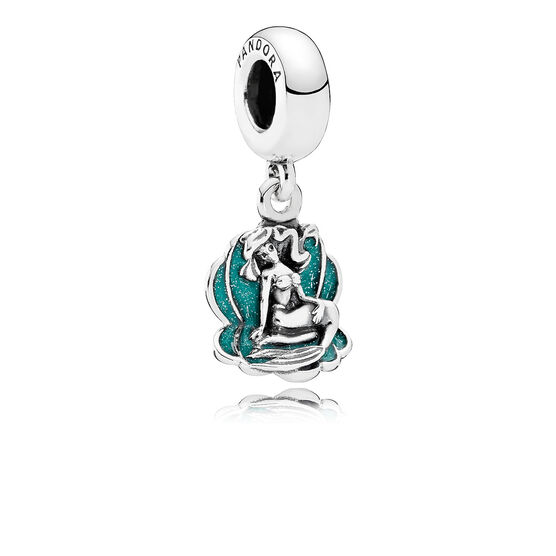 PANDORA Disney Ariel Seashell Charm
