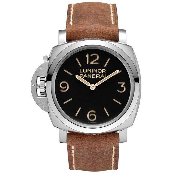 PANERAI Luminor 1950 Left-Handed Acciaio Watch