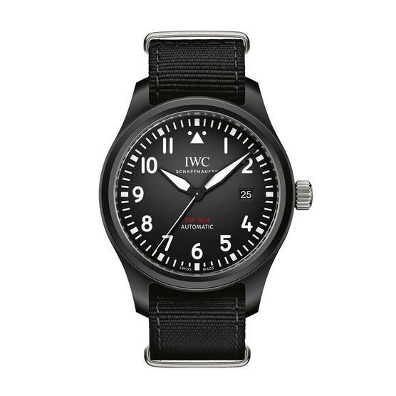 IWC Pilot's Watch Automatic Top Gun