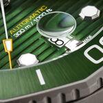 TAG Heuer Aquaracer Professional 300 Green Titanium Watch, 43mm