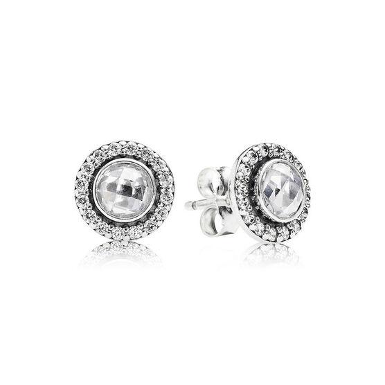PANDORA Brilliant Legacy CZ Earrings