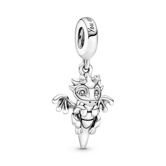Pandora Wonderland You Are Magic Dragon Dangle Charm