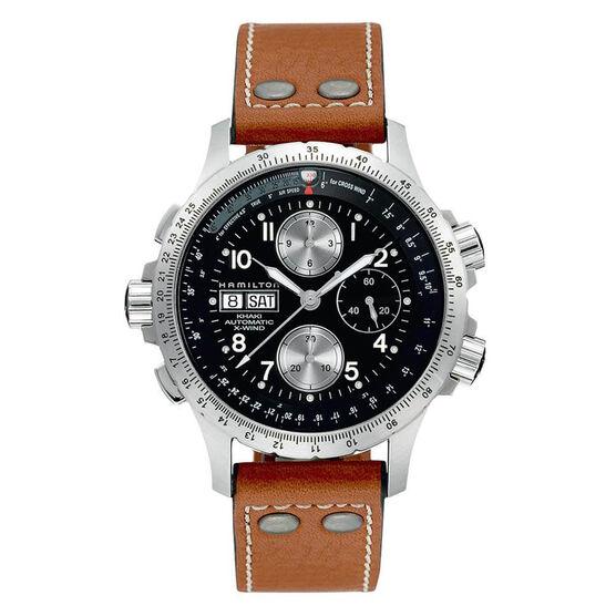 Hamilton Khaki X-Wind Auto Chrono Watch, 44mm