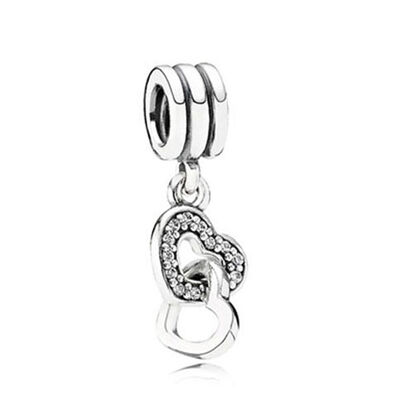 PANDORA Interlocking Love Charm