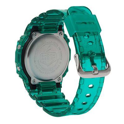 G-Shock 90's Green Skeleton Watch