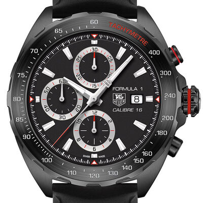 TAG Heuer Formula 1 Caliber 16 Automatic Chronograph Watch