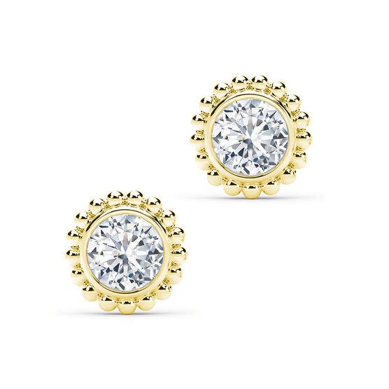 Forevermark Tribute™ Collection Diamond Stud Earrings 18K
