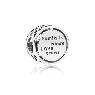 PANDORA Family Roots Charm