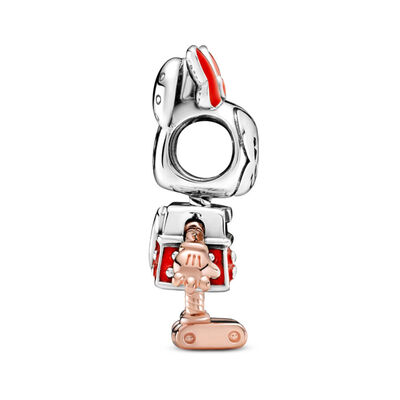 Pandora Rose™ Disney Minnie Mouse Robot Enamel Charm