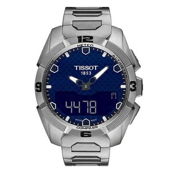 Tissot T-Touch Expert Solar Titanium Watch