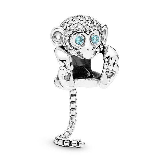 Pandora Sparkling Monkey CZ Charm