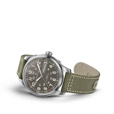 Hamilton Khaki Field Day Date Automatic Watch