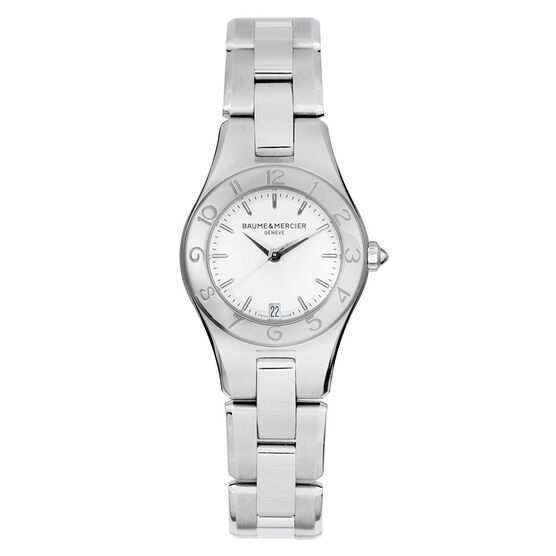 Pre-Owned Baume & Mercier Watch, 27mm