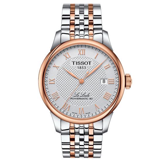 Tissot Le Locle Powermatic 80 T-Classic Auto Watch, 39.5mm