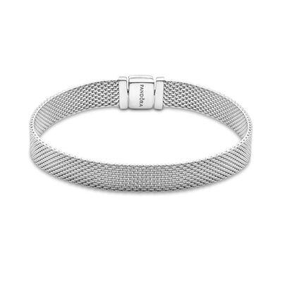 Pandora Pandora Reflexions™Sparkling CZ Clasp Bracelet