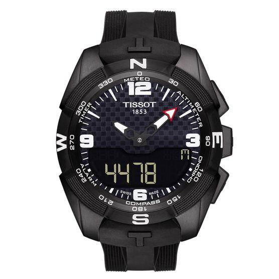 Tissot T-Touch Expert Solar Titanium Watch, 45mm