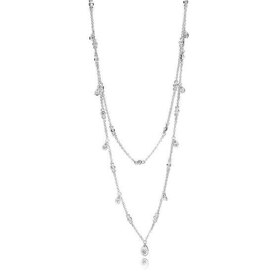 PANDORA Chandelier Droplets Necklace