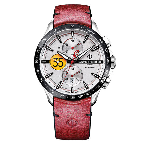 Baume & Mercier CLIFTON 10404 Indian Burt Munro Tribute, Limited Edition Watch