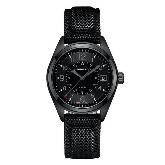 Hamilton Khaki Field Quartz Watch, 40mm