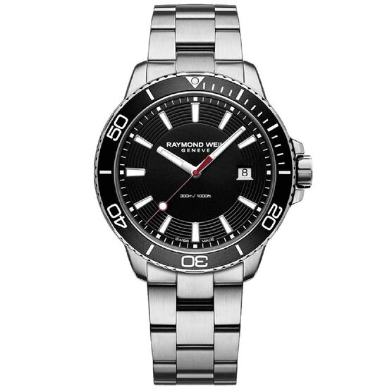 Raymond Weil Tango Diver Quartz Watch, 42mm