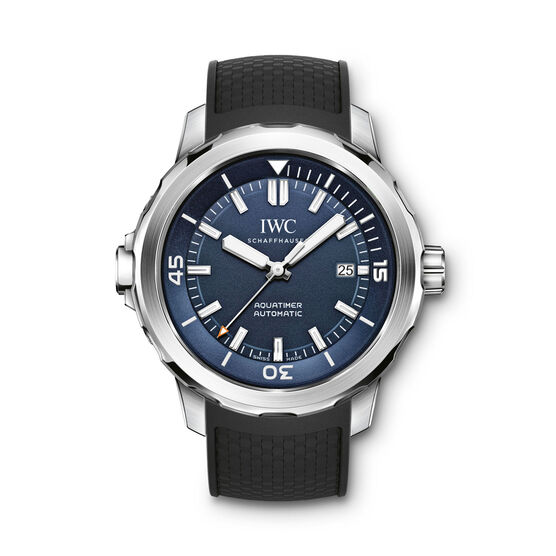 IWC Aquatimer Automatic Edition ' Expedition Jacques-Yves Cousteau' Watch