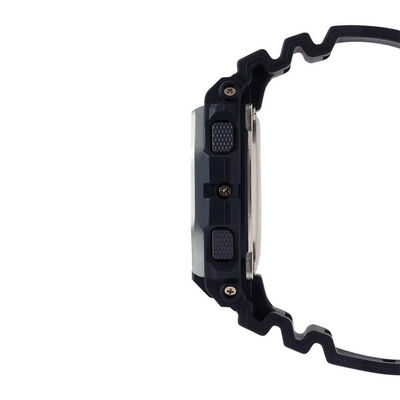 G-Shock G-Lide Black Bluetooth Watch, 50.9mm