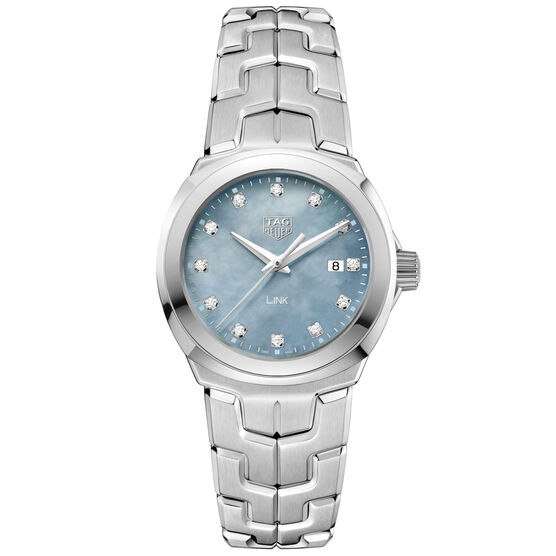 TAG Heuer Link Diamond Quartz Watch